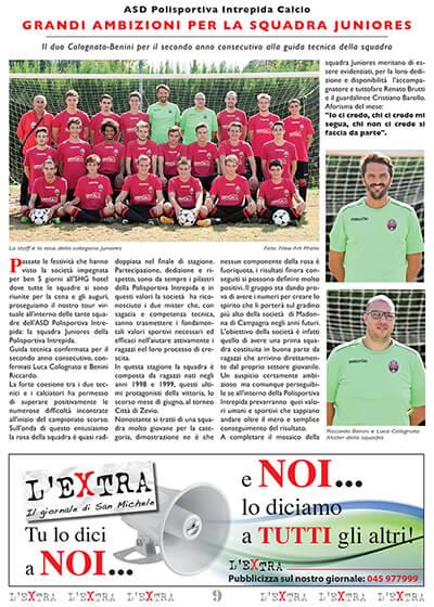 L'Extra - Il giornale di San Michele 2017-02