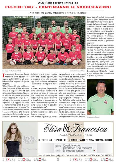 L'Extra - Il giornale di San Michele 2017-03