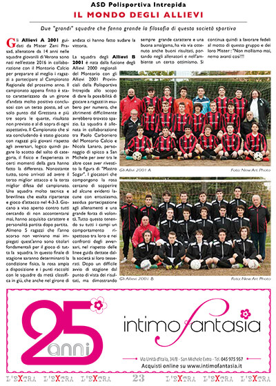 L'Extra - Il giornale di San Michele 2017-05
