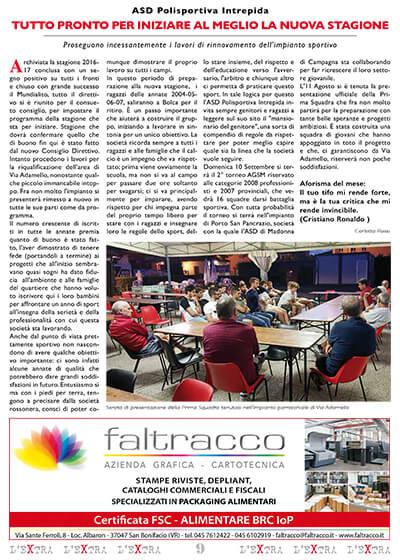 L'Extra - Il giornale di San Michele 2017-09