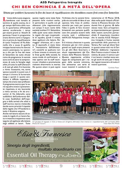 L'Extra - Il giornale di San Michele 2017-10