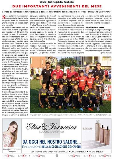 L'Extra - Il giornale di San Michele 2018-10