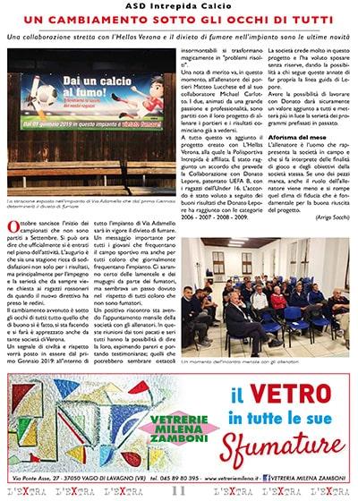 L'Extra - Il giornale di San Michele 2018-11