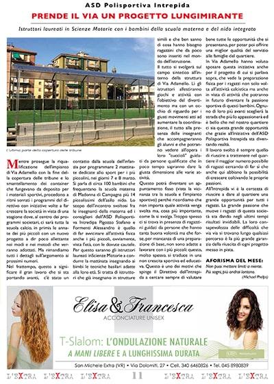 L'Extra - Il giornale di San Michele 2019-03