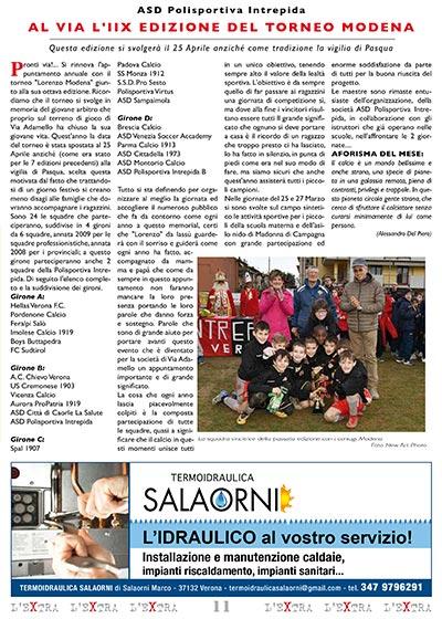 L'Extra - Il giornale di San Michele 2019-04