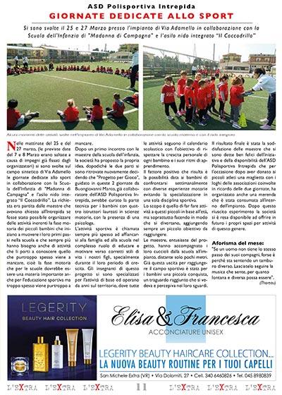 L'Extra - Il giornale di San Michele 2019-05