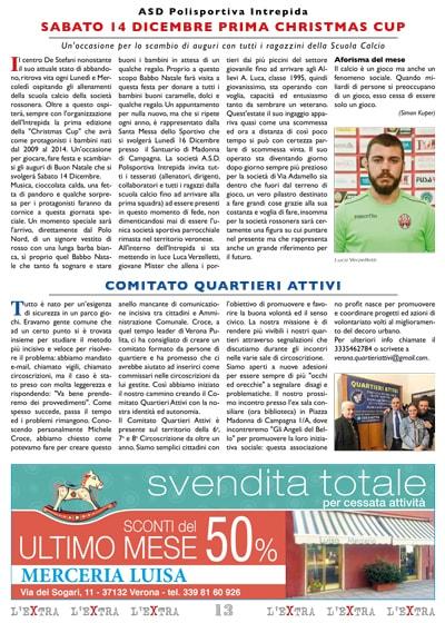 L'Extra - Il giornale di San Michele 2019-12
