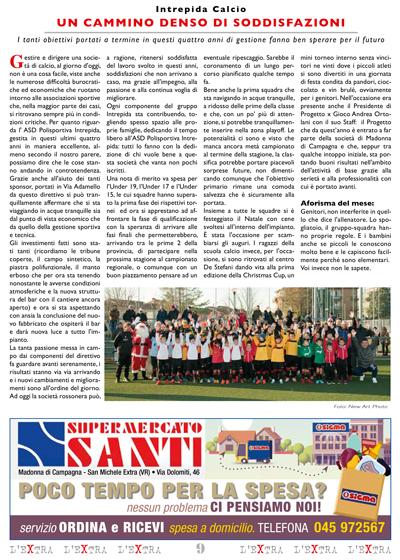 L'Extra - Il giornale di San Michele 2020-01