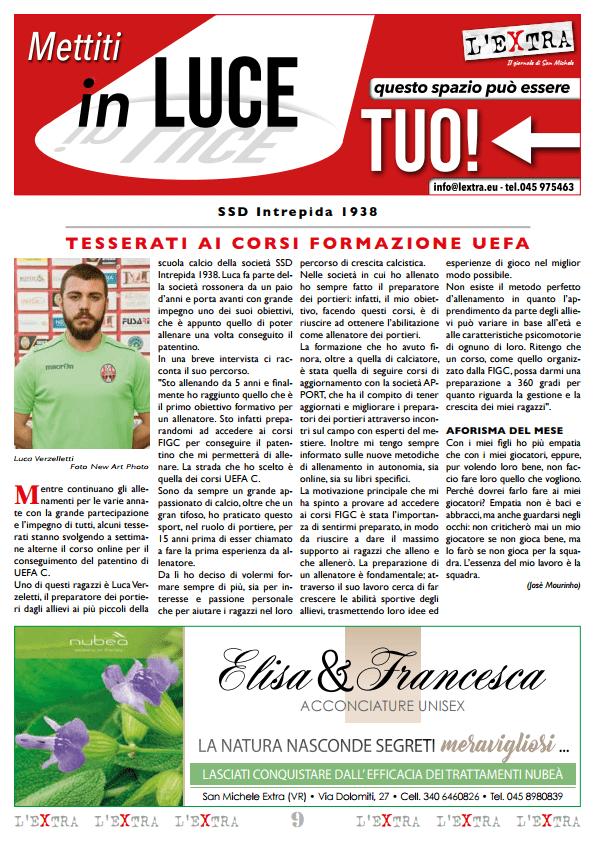 L'Extra - Il giornale di San Michele 2021-03